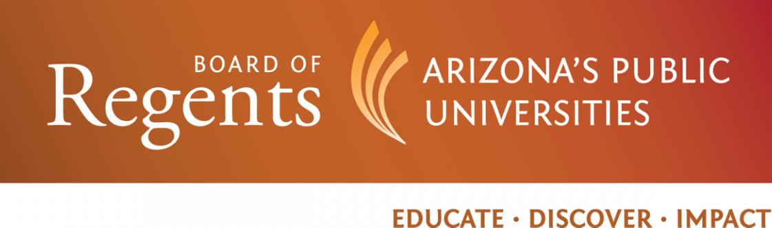 Arizona's Public Universities Board of Regents